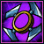 120 Violet Shuriken