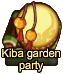 Kiba Garden Party Small Grid