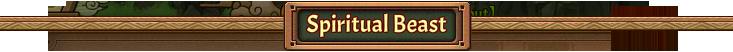 Spiritual Beast Header