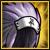 110 Purple Flame Headband