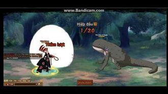 Test boss 13h - Unlimited Ninja - Unlimited Ninja - Anime Ninja - Battle