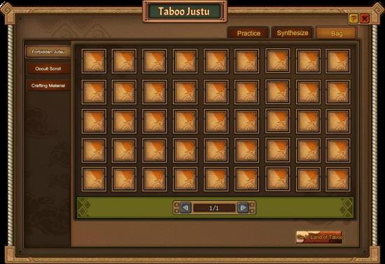 Taboo Bag