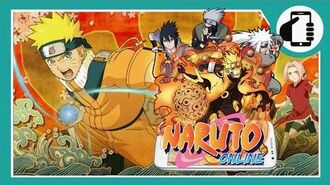 Naruto Online Gameplay Part 2 Mobile Games Android iOS Games