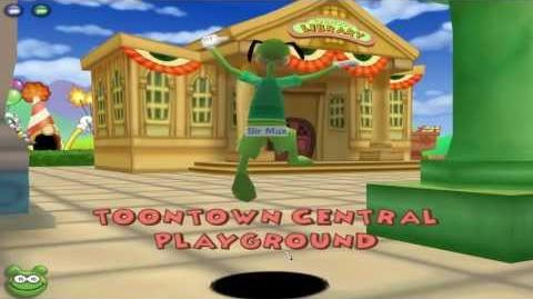 Toontown Rewritten First Gameplay