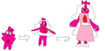 Moxlet evolution
