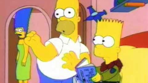 Homer S, the perfect dad