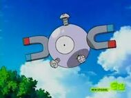 Magnemite spencer