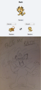 Pokemon fusion Rath