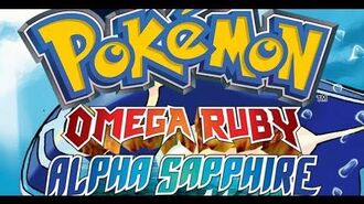 Gameplay Pokemon Omega Ruby & Alpha Sapphire First Look