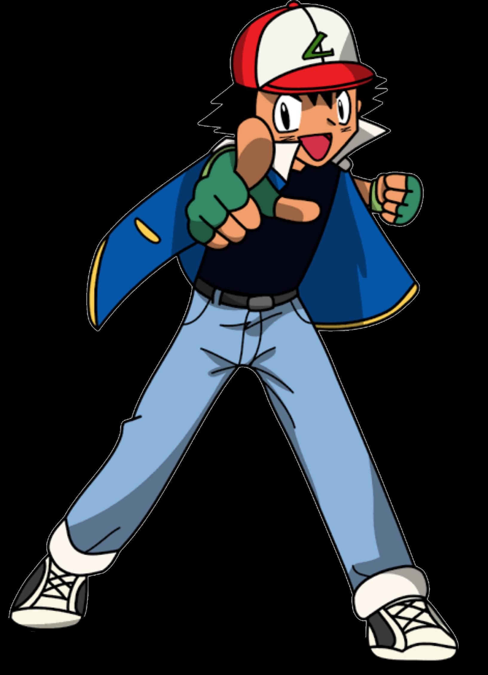 Pokémon: El diseño del Ash Ketchum de los 90 podría haber