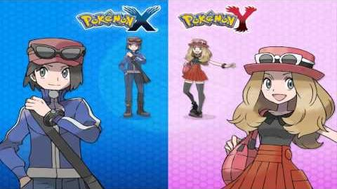 Pokemon X and Y OST - Official Team Flare Grunt Battle Music! Extended