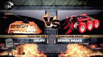 How Tough is The Gruff Killer Robots Robogames 2011