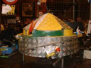 Scarey-go-round