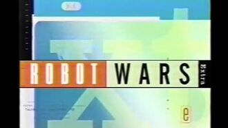 Robot Wars on EXTRA - 1997