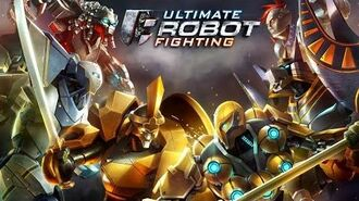 Ultimate Robot Fighting - Official Trailer -Available Now-