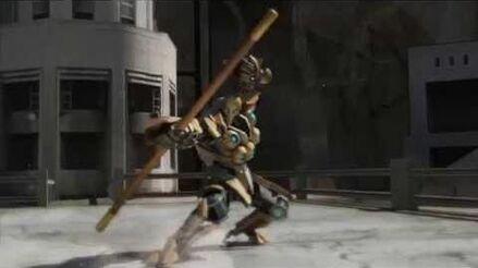 Shaoshi - Ultimate Robot Fighting