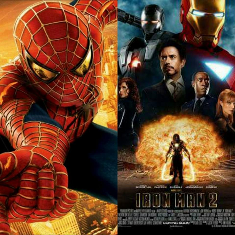 Spider Man And Iron Man Vs Electro And Whiplash Ft Black