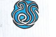 Element Tattoo Air by TagrenKiryu