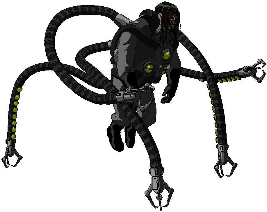 Doctor Octopus | Ultimate TMNT Spider-Man Wiki | FANDOM ...
