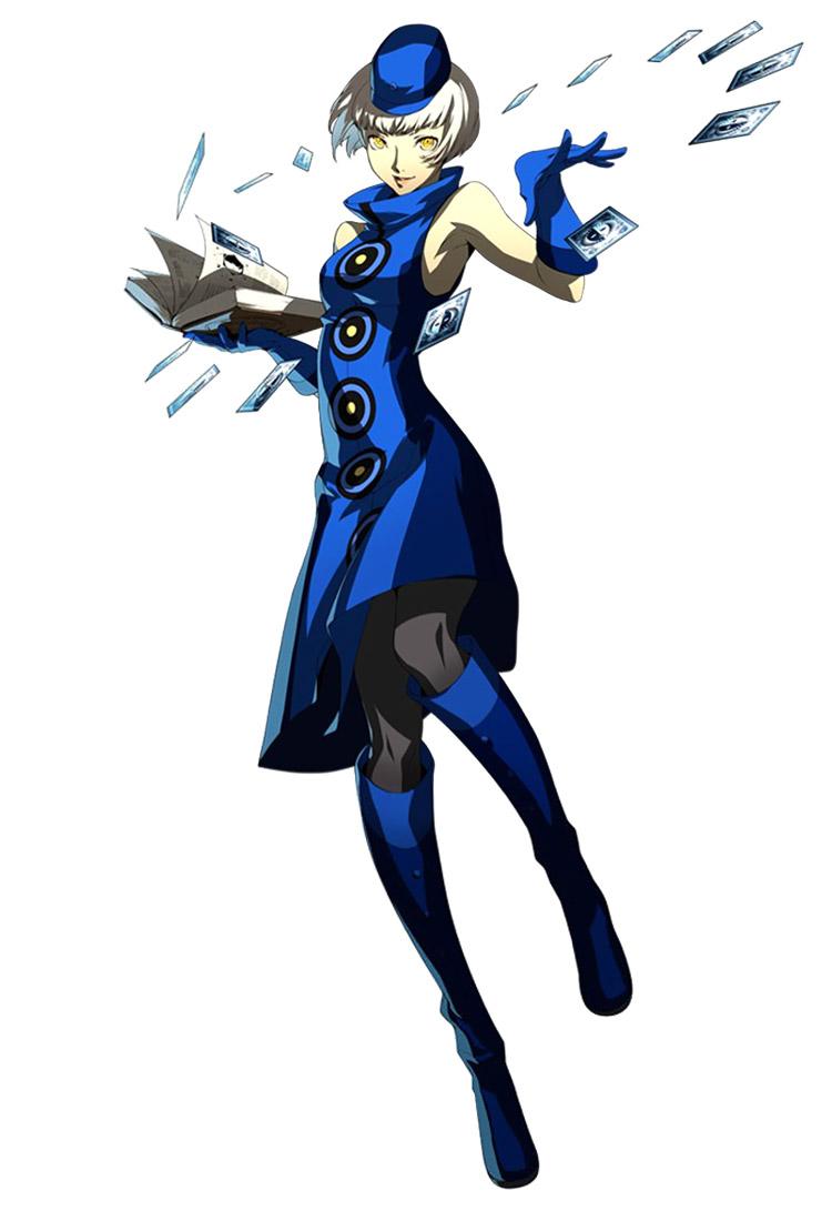 Elizabeth | M U G E N: Ultimate All-Stars Wiki | FANDOM