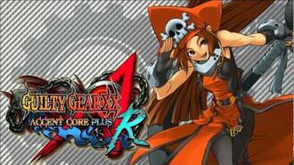 Guilty Gear XX Accent Core Plus R OST - Blue Water Blue Sky