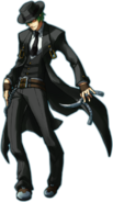 Hazama (Continuum Shift, Character Select Artwork)