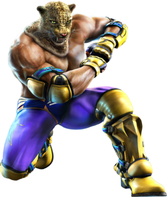 King Tekken M U G E N Ultimate All Stars Wiki Fandom
