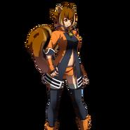Makoto Nanaya (Story Mode Artwork, Chronophantasma, Normal)