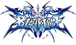 BlazBlue White Logo