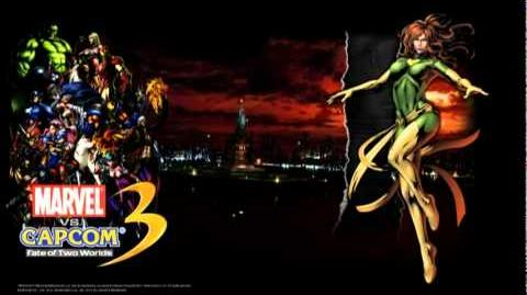 Marvel Vs Capcom 3 Fate of Two Worlds - Phoenix's Theme