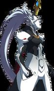 Hakumen (Story Mode Artwork, Normal)