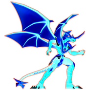 Negative Lumino Dragonoid