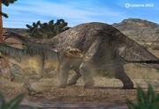 Giganotosaurus vs Argentinosaurus