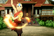 Aang after the night