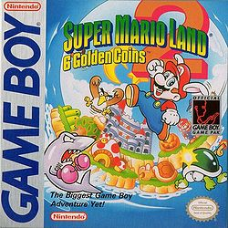 Super Mario Land 2: 6 Golden Coins | Ultimate gaming Wiki