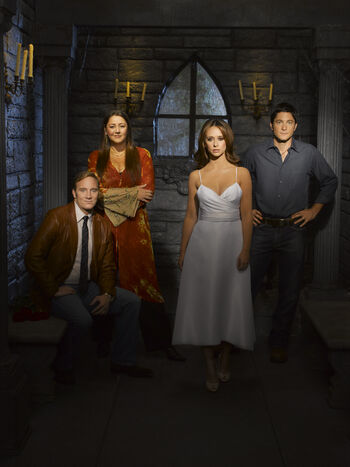 ghost whisperer imaginary friends and enemies summary