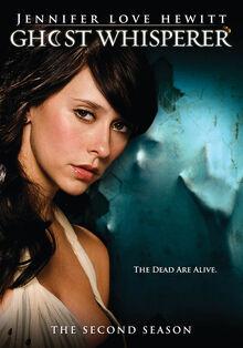 Ghost Whisperer Season 2 DVD