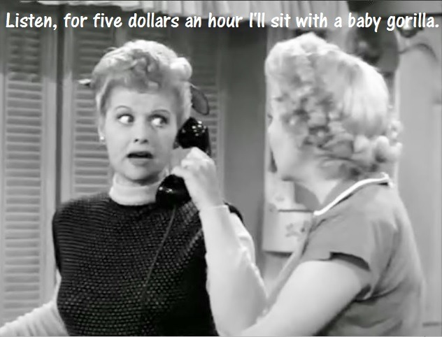I love lucy the amatuer hour