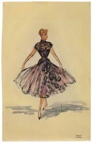Hollywood Anniversary Dress - Jenssen