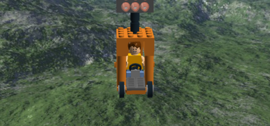 Attack Cart