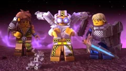 LEGO Universe Cinema Trailer