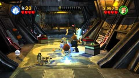 Let's Cooperatively Play Lego Star Wars III The Clone Wars - Part 12 (Part 1) Puzzling Failures.