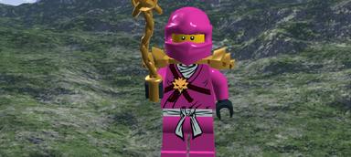 Pink Ninja 2