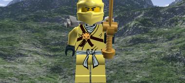 Yellow Ninja 2