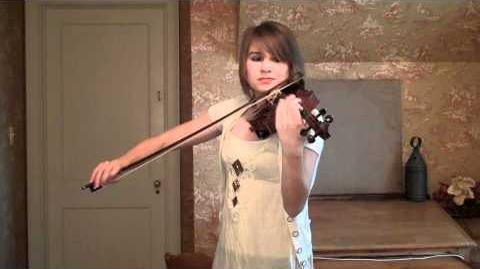 Zelda Medley Violin - Taylor Davis