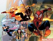 Ultimate comics spiderman 1