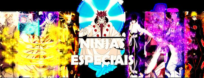 Muro ninjas especiais haha