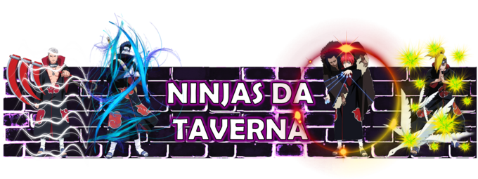 Muro ninjas da taverna