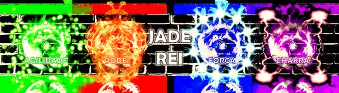 Muro de jade rei
