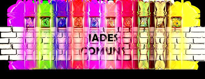 Muro de jades comuns cópia